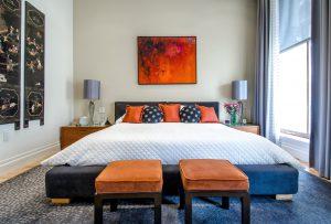 Culorile ideale pentru un dormitor chic şi un somn perfect