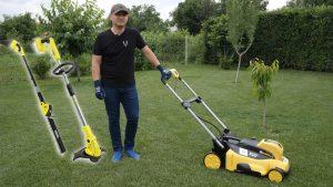 Video – Am probat scule de grădină pe baterii de la Kärcher