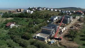 Video – Primul cartier de case pasive din Cluj. Sol Residence