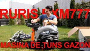 Mașina de tuns gazon RURIS RXM777