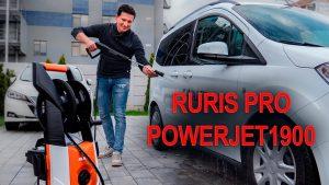 Spălător cu presiune RURIS ProPowerJet 1900